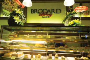 Bánh Brodard Bakery lựa chọn Tủ đông Sanaky VH-418K