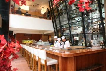 Nhà hàng Wabi Sabi Vườn Nhật chọn Tủ đông Sanaky VH-3699A1