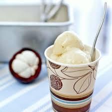 Cách làm kem măng cụt thơm mát bằng tủ đông công nghiệp