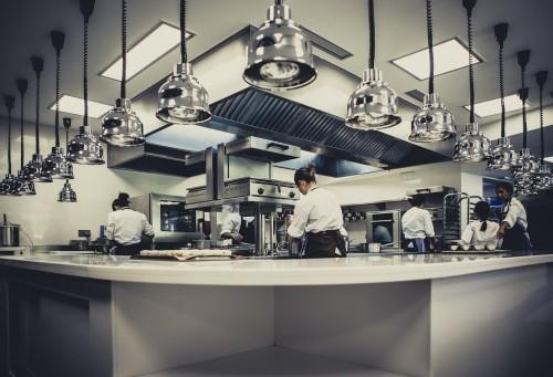 Thiết kế bếp công nghiệp cho nhà hàng